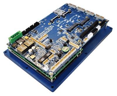 Sistema embebido COM Express + GPU