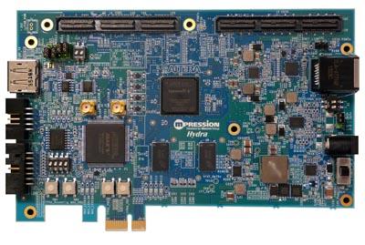 Kit de desarrollo FPGA para automoción