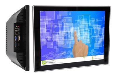 Panel PC industrial multitáctil