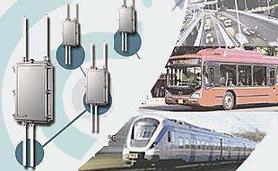 Puntos de acceso industriales