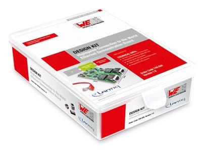 Kit para diseños Gigabit Ethernet