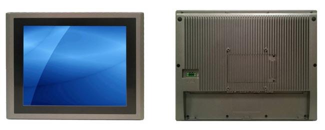 Panel PC táctil resistente al agua