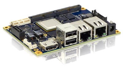 Placa Pico-ITX para appliances rugerizadas