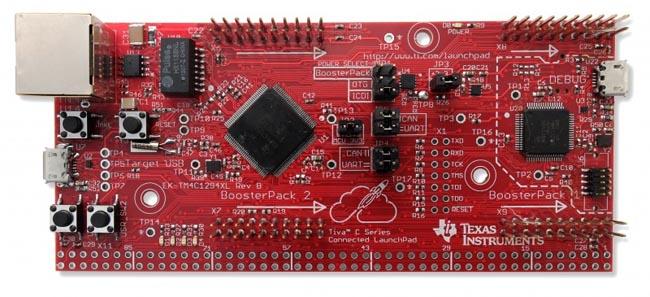 Kit de desarrollo LaunchPad