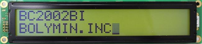 Módulo con controlador multi-interface