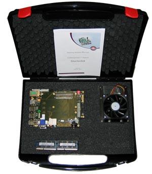 Kit de inicio para COM Express