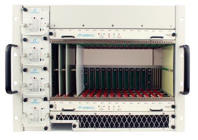 Chasis MicroTCA.4