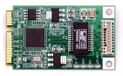 Gigabit Ethernet en PCIe MiniCard