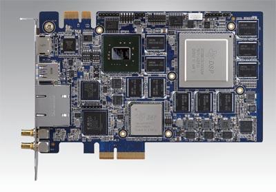 Adaptadores PCIe KeyStone