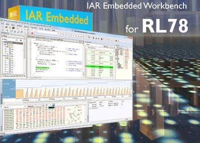 Herramientas para microcontroladores RL78