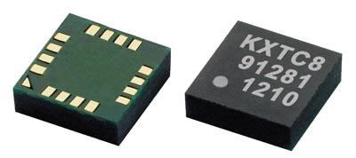 Concentrador con sensor integrado