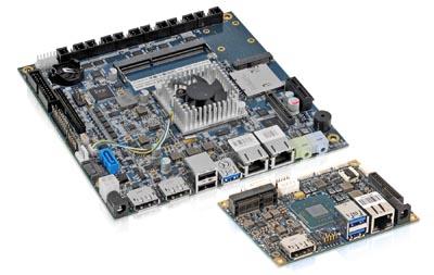 Placas madre con Intel Atom E3800