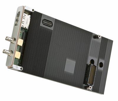 Tarjeta XMC con salida HD-SDI