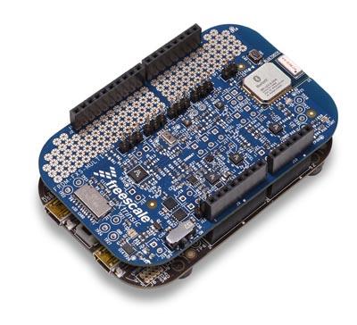 Plataforma de desarrollo para sensores