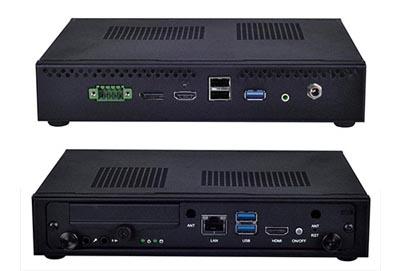 Box PC para digital signage
