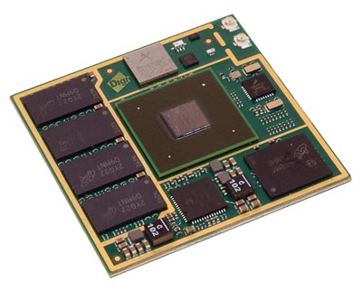 Módulo M2M con conectividad inalámbrica