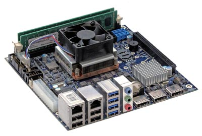 Placa madre Mini-ITX