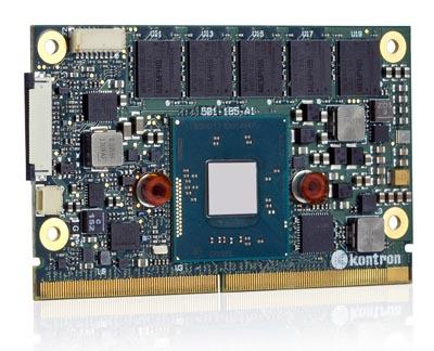 COM SMARC con procesador x86