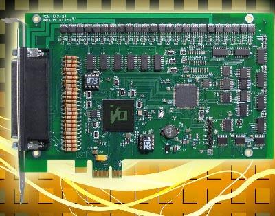 Tarjeta PCI Express de E/S
