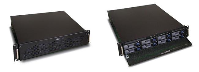 Ordenador para montaje en rack 2U