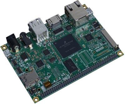 SBC i.MX6 Pico ITX