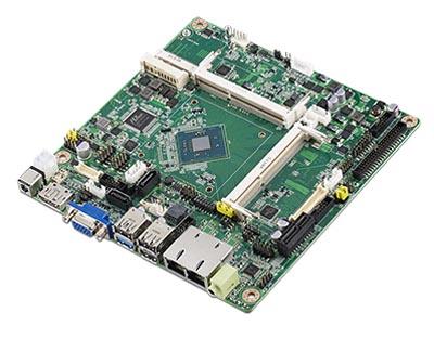 Placa mini-ITX para limitaciones de espacio