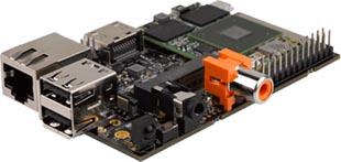 Ordenador ARM monotarjeta