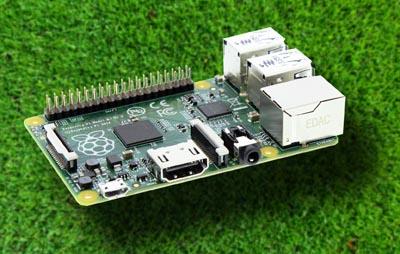 Raspberry Pi modelo B+
