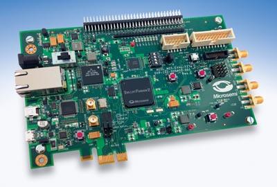 Kit de evaluación FPGA SoC