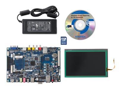 Kits de evaluación COM