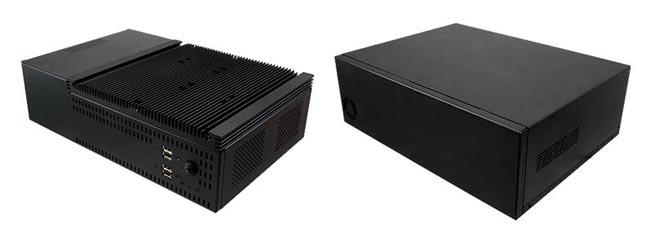 Barebones Mini ITX