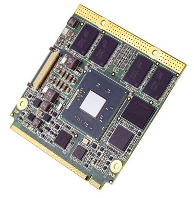 Módulos IoT con Intel Atom