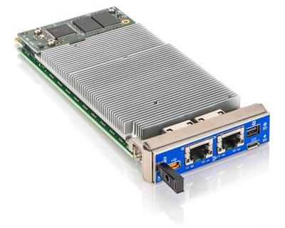 Módulo AdvancedMC para sistemas COTS