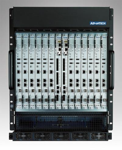 Plataforma eATCA de 14 slot