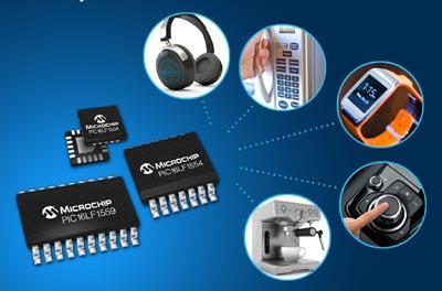 Microcontroladores de 8 bit de bajo coste