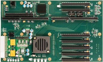Backplanes PCI Express 3.0