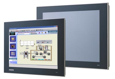 Panel PC táctiles de bajo consumo