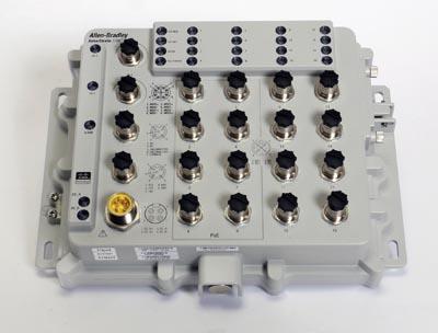 Switch para instalación en máquina