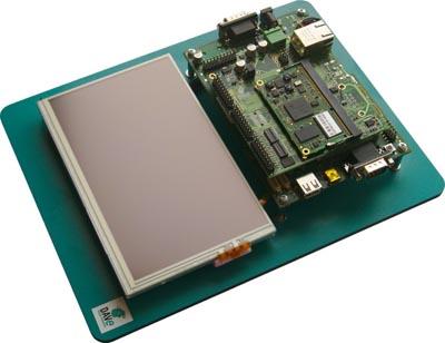 Kit de desarrollo basado en AM335x