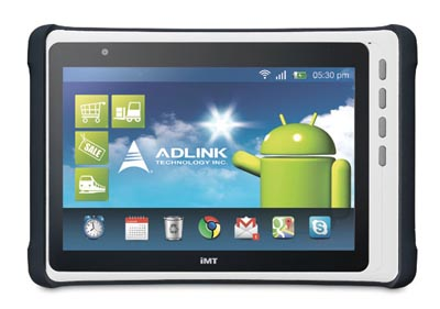 Tablet Android para entornos industriales