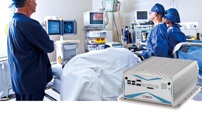 Box PC para quirófanos
