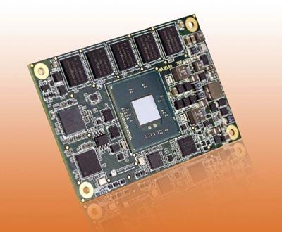 módulo mini COMe con soporte para ECC