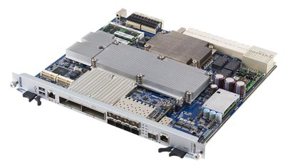Switch con capacidad de procesamiento de paquetes
