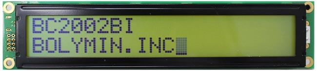 Módulos LCD con interface I2C