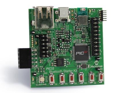 Microcontroladores con conectividad integrada