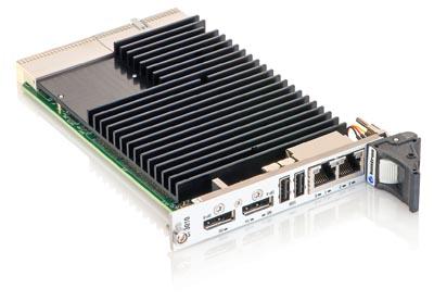 Tarjeta CPU CompactPCI 3U