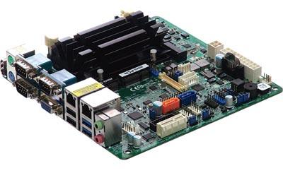 Tarjeta CPU Mini-ITX con Celeron