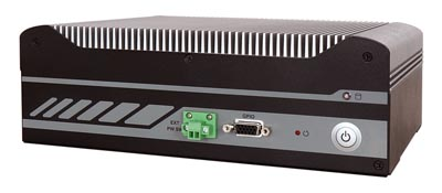 PC box rugerizado fanless