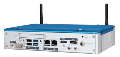 PC Box fanless con tecnología Haswell