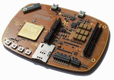 Kit de desarrollo Java para IoT